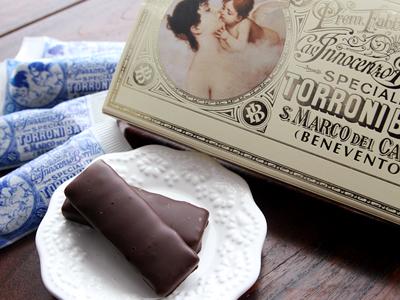 トローニ バーチ チョコレート ヌガー TORRONI BACI Sサイズ 180g
