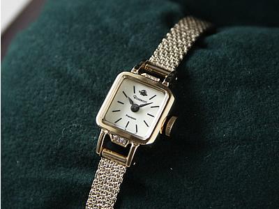 ロゼモン 腕時計 メッシュベルト