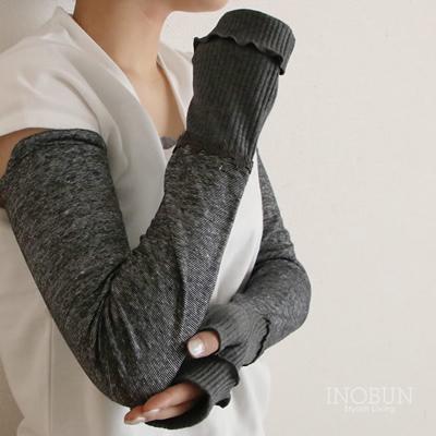UVケア UV手袋 UVグローブ ロング丈 紫外線対策
