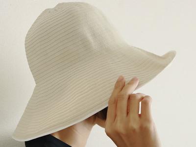 UVハット 折りたたみ 紫外線対策 帽子 UVケア
