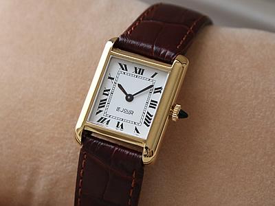 虹 ロゼモン コントン アンティーク腕時計