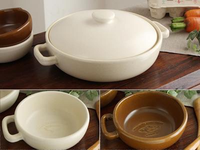 マルミット 土鍋 / とんすい スタジオエム 日本製