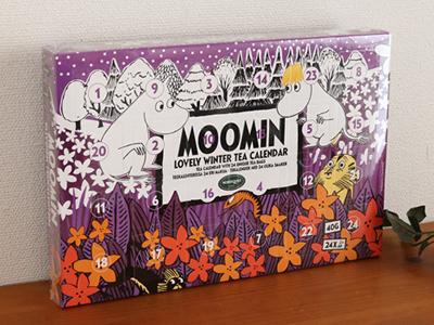 ノードクヴィスト ムーミン アドベント ティー カレンダー