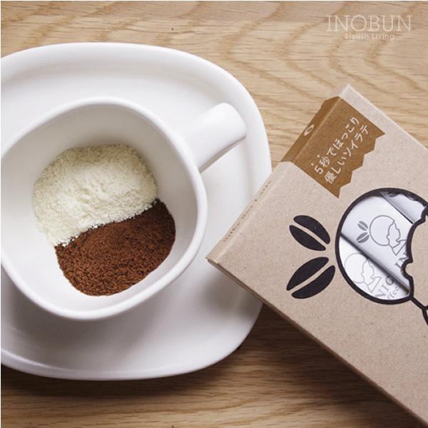 イニック コーヒー シルキーソイラテ INIC coffee スティック x 6本