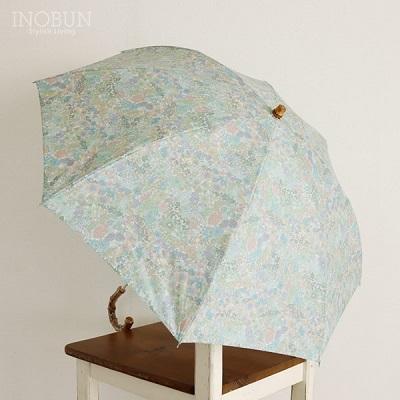 クーポール Coupole リバティ LIBERTY 折りたたみ日傘 晴雨兼用 Margaret Annie マーガレットアニー ブルー