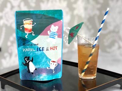 カレルチャペック 水出し紅茶 アイス&ホット ノンフレーバー