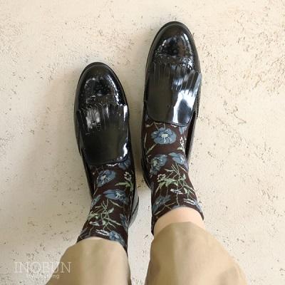 リバティ LIBERTY ソックス 靴下 ポワレ BR セール